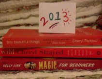 A few of my favorite books read in 2013