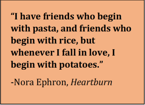 nora ephron heartburn quote